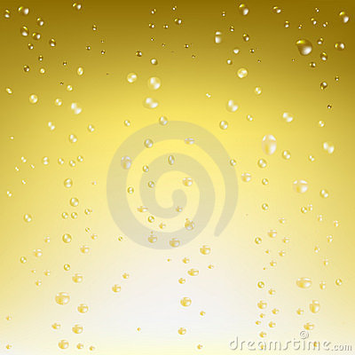 Free Champagne Vector Background. Vector Stock Photos - 15915573