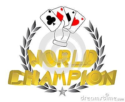 Champion poker