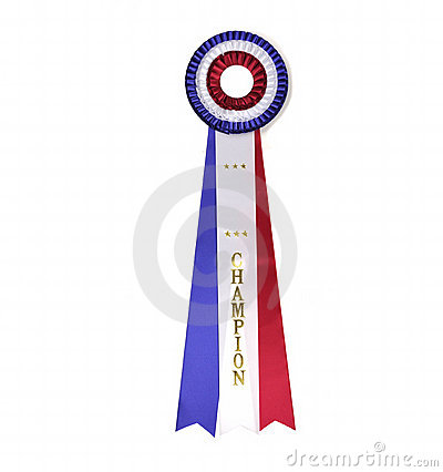 Championship Ribbon
