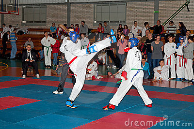 Championships Taekwon-do Editorial Image