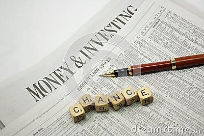 Chance stocks