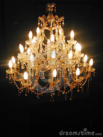 Free Chandelier Royalty Free Stock Images - 14749