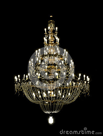 Free Chandelier Stock Image - 27199821