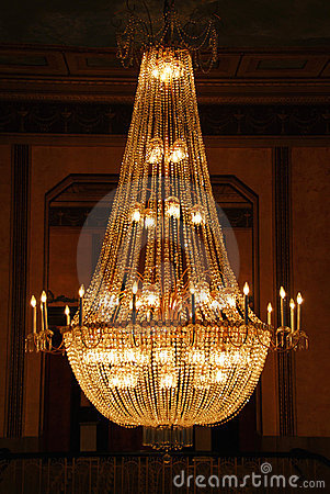 Free Chandelier Stock Images - 637124