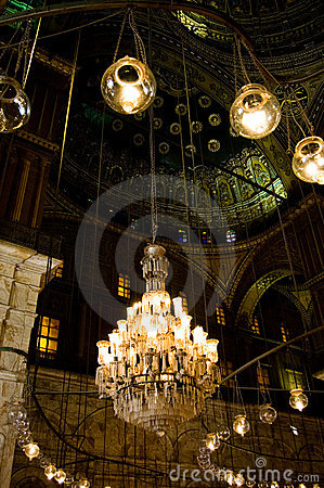 Free Chandelier Royalty Free Stock Image - 793406