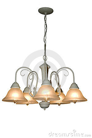 Free Chandelier Stock Image - 905731