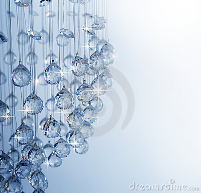 Free Chandelier Detail Stock Image - 12283331