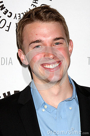 Chandler Massey Editorial Stock Photo