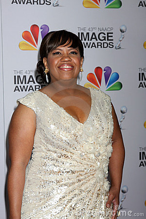 Chandra Wilson Editorial Stock Photo
