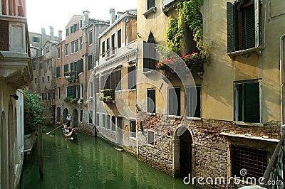Chanell em Veneza