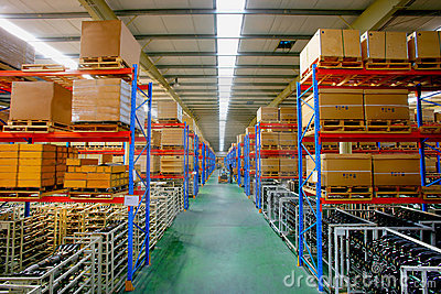 Chang an Minsheng Logistics Storage Center
