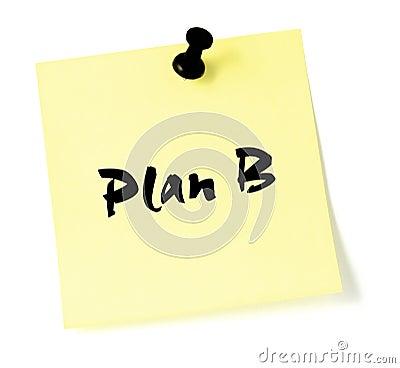 Change Plan B