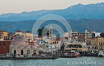 Chania. Crete.