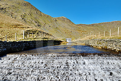 Channel And Sluice