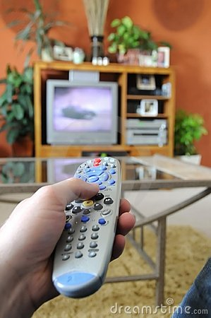 Free Channel Surfing  Royalty Free Stock Photos - 5642008