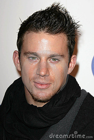 Channing Tatum Editorial Stock Image