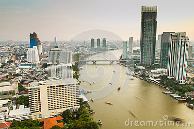 Chaophaya river