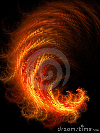 Free Chaos Flame Stock Photography - 2127362
