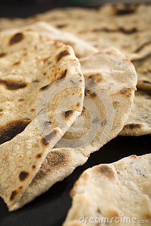 Chapatis or Indian Roti