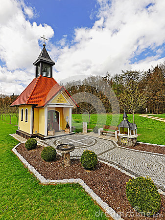 Chapel in Bavaria