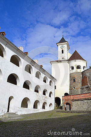 Chapel at fortress
