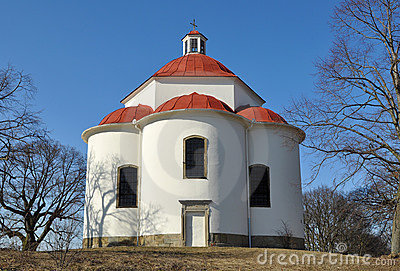 Chapel of Holy Trinity in Rosice,Czech rep.
