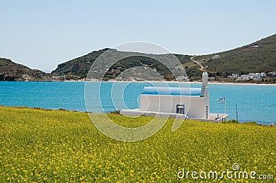 Chapel in Paros, Cyclades