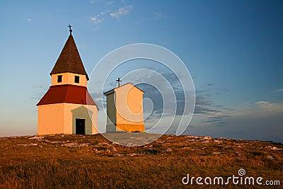 Chapel in the peak