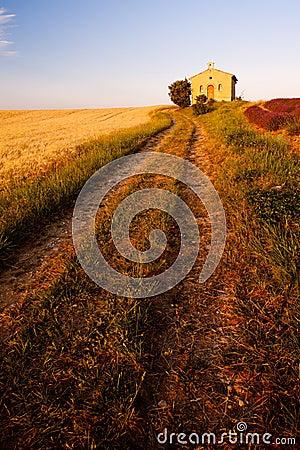 Chapel, Provence, France