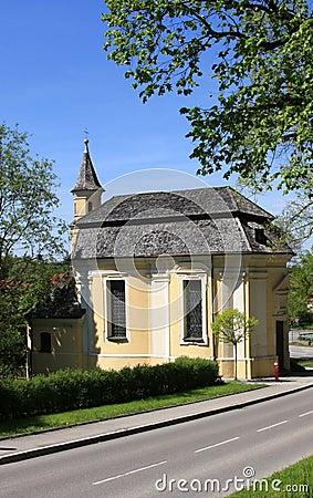 Chapel in Schongau