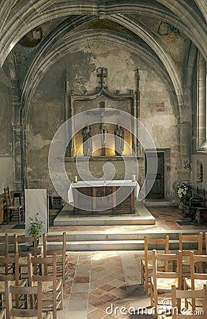 Free Chapel Small Church Royalty Free Stock Photos - 47169248