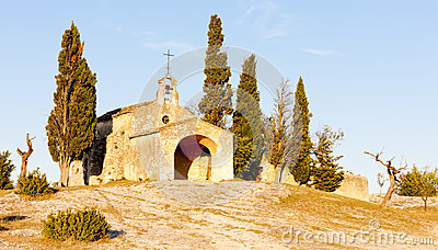 Chapel St. Sixte, Provence