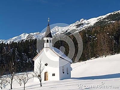 Chapel in Tirol