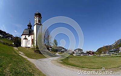 Chapel in Tyrol.