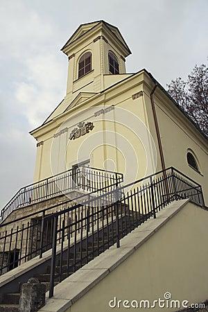 Chapel of Virgin Mary