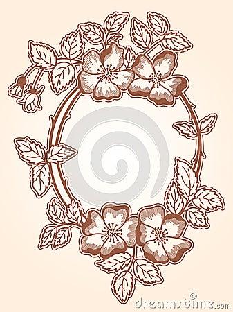 Chaplet of flower