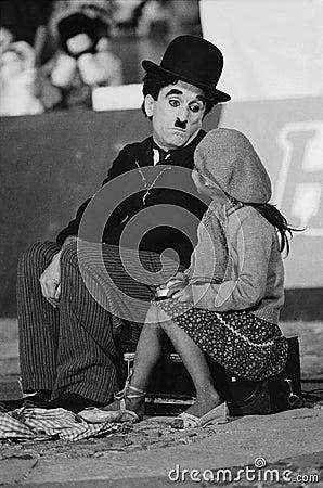 Free Chaplin Stock Image - 20966361