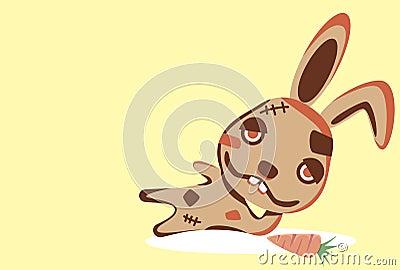 Characters funny Rabbit