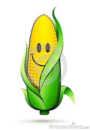 Charakteru cob kukurudza