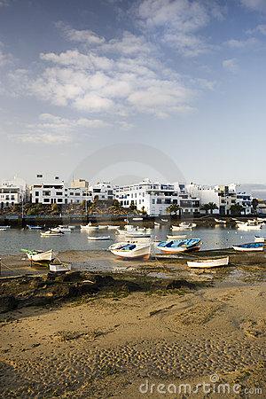 Free Charco De San Gines, Ebb Tide Stock Photography - 5778162
