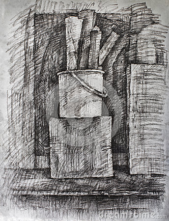 charcoal paper