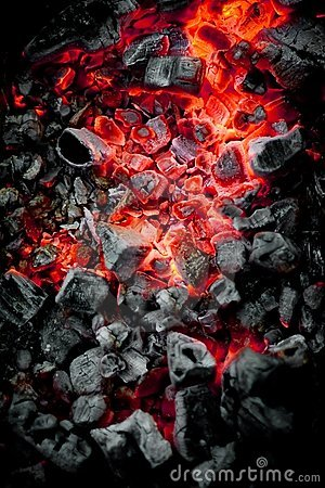 Free Charcoal Fire Stock Photos - 6040153