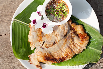 Thai Style Grilled Pork Neck Recipes — Dishmaps