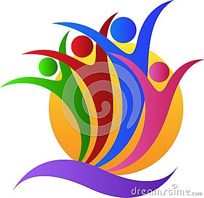 Free Charity Logo Stock Image - 42306831