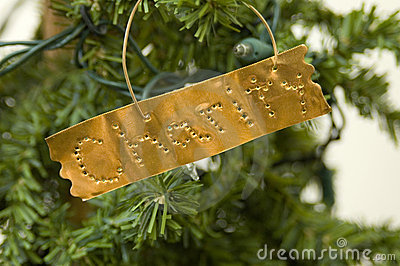 Charity Ornament