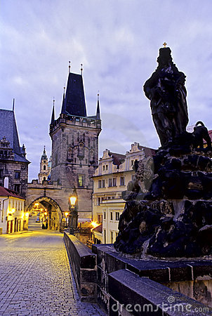 Charles Bridge- Prague