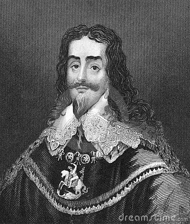 Free Charles I Of England Stock Images - 19442514