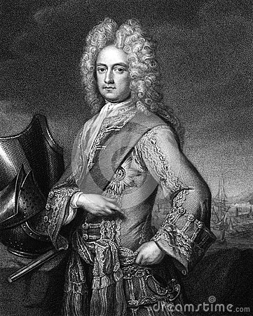 Charles Mordaunt, 3rd Earl of Peterborough Editorial Photography