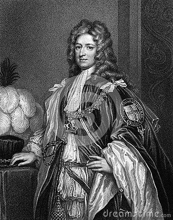 Charles Seymour, 6th Duke of Somerset Editorial Image