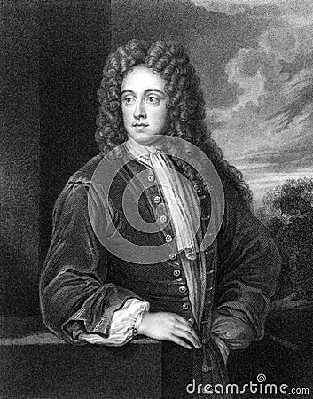 Charles Talbot, 1st Duke of Shrewsbury Editorial Stock Photo